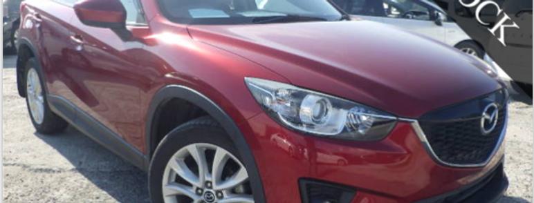 2012 Mazda CX-5 (Diesel)