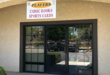 Players store front (for Adam's oral his
