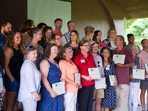 2020 Spring Cycle Grants Recipients