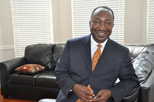 Chido Nwangwu, Publisher USAfrica & CLASSmagazine