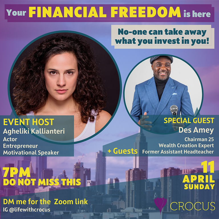 Your Financial Freedom is Here