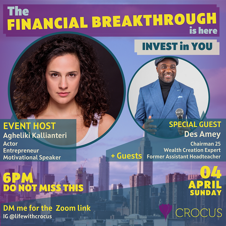 The Financial Breakthrough