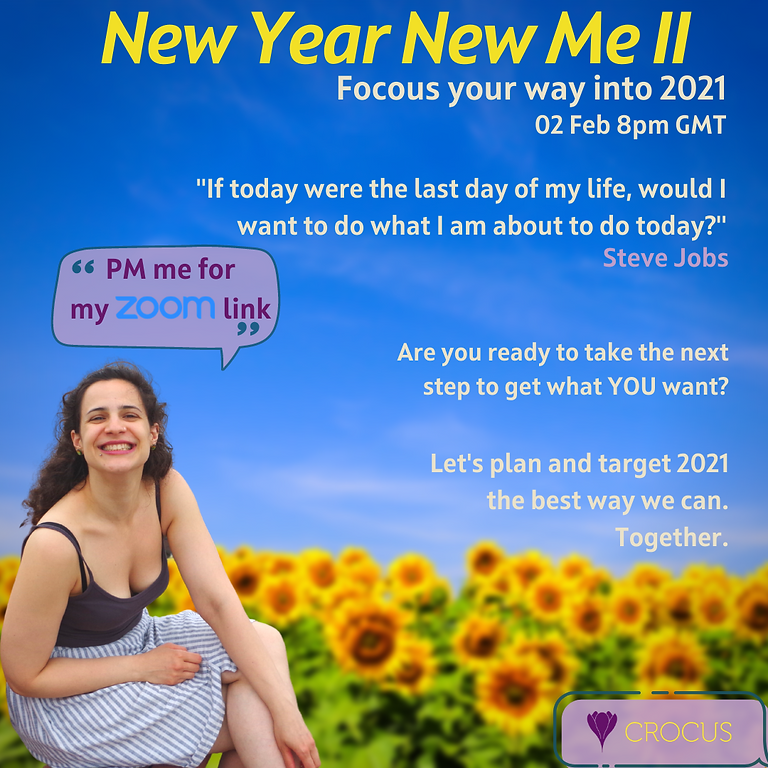 New Year New Me II