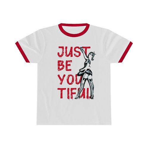 BE YOU Ringer Tee