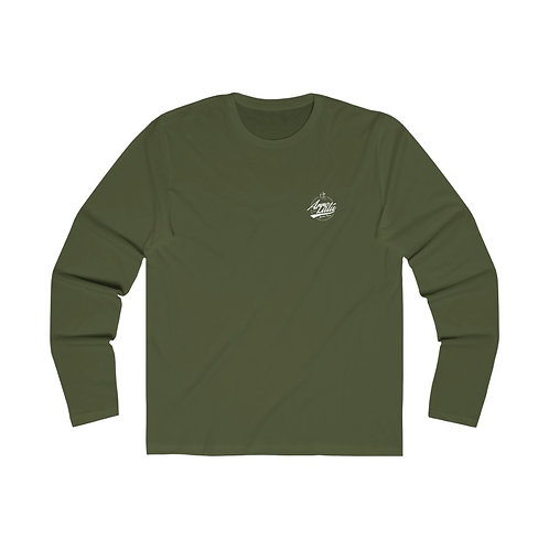 MEN'S LONG SLEEVE  ORIGINAL LOGO
