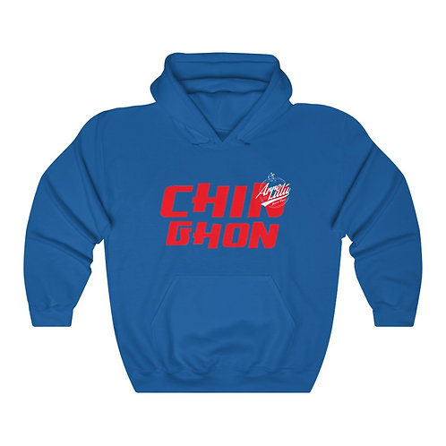 CHIN GHON PULLOVER HOODIE