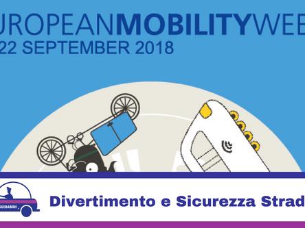 GuidaBoh ® e la Settimana Europea della Mobilita'