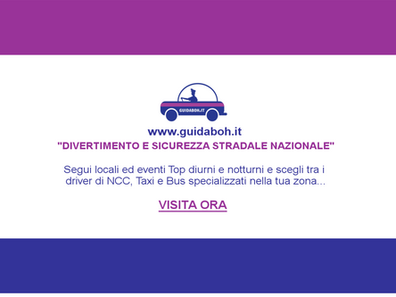 GuidaBoh arriva in tutta Italia!
