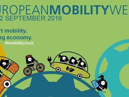 European Mobility Week - GuidaBoh ®
