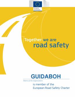 GuidaBoh ® è partner ufficiale della European Road Safety Charter.