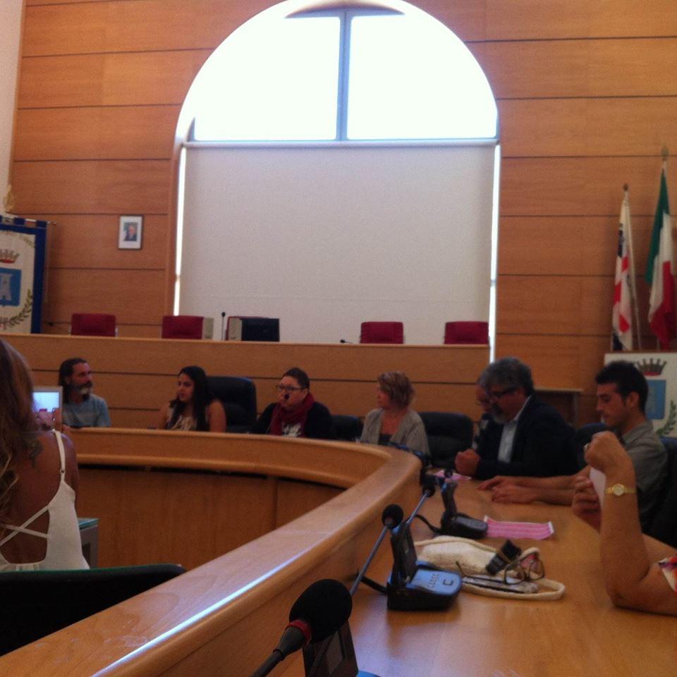 Conferenza stampa Voci d'Europa, GuidaBoh