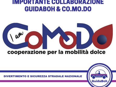 GuidaBoh ® & Co.Mo.Do! Perchè nasce anche questa importante collaborazione?