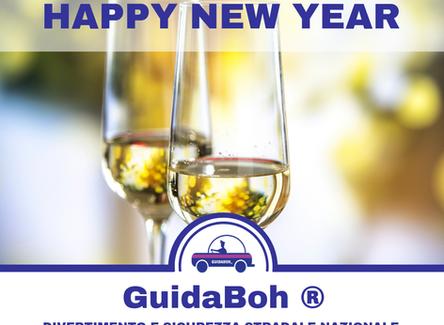 Buon anno dal team GuidaBoh ®