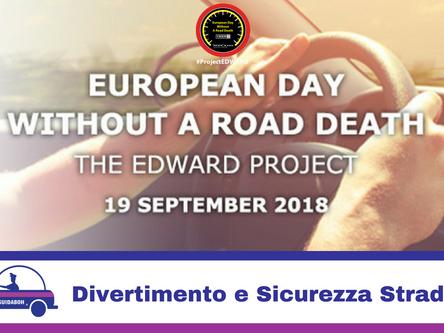 GuidaBoh ® sostiene e partecipa al #ProjectEDWARD 2018 la giornata Europea senza un morto sulle stra