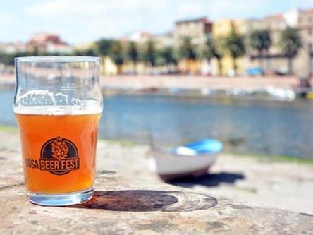 Un fiume di birra con Guida Boh al Bosa Beer Fest