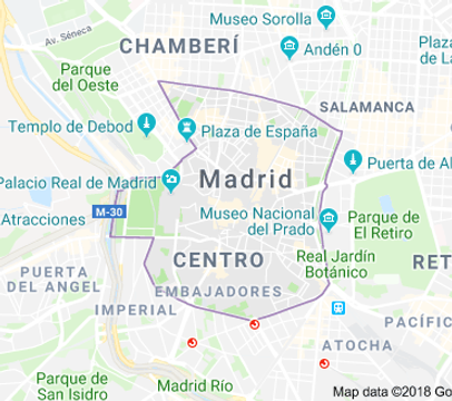 """השקעות נדל""""ן במדריד"""