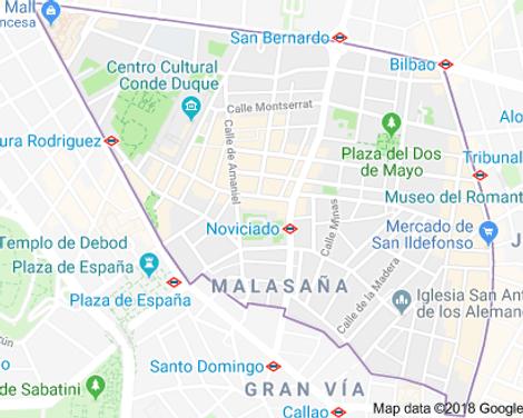 השקעת נדלן במדריד ספרד