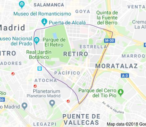 רובע רטירו במדריד