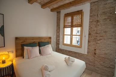 דירה בברצלונה לאחר שיפוץ
