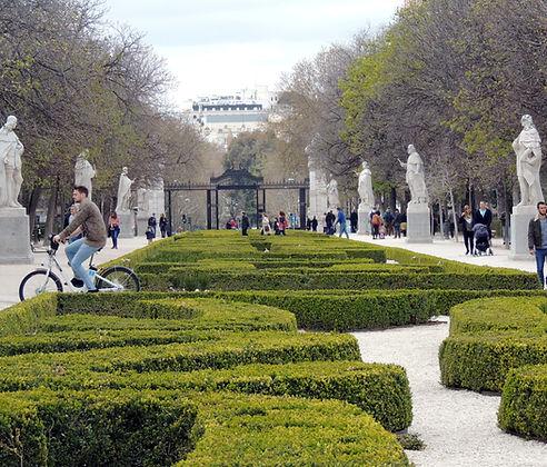 השקעה ברטירו מדריד