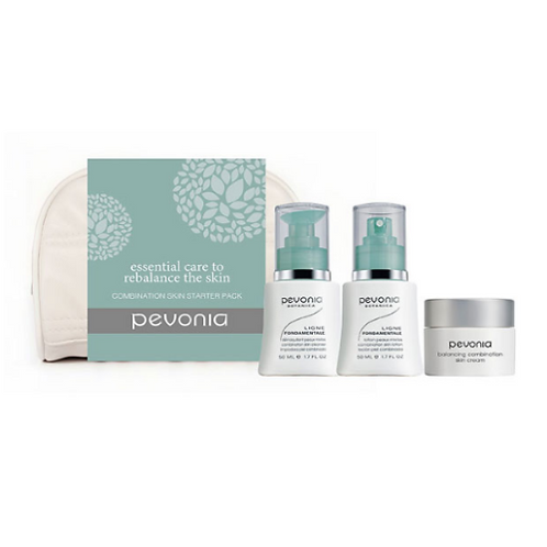 Pevonia Combination Skin Starter Kit