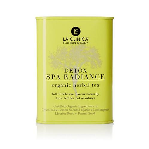 La Clinica Detox & Tone Detox Spa Radiance Organic Herbal Tea 50g