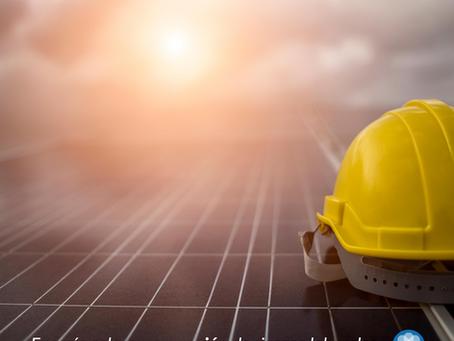 Energía solar y prevención de riesgos laborales