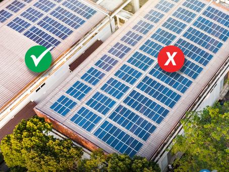 ¿Cuántas placas solares necesito para una casa?