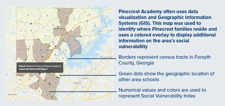 Forsyth County GIS Visualization