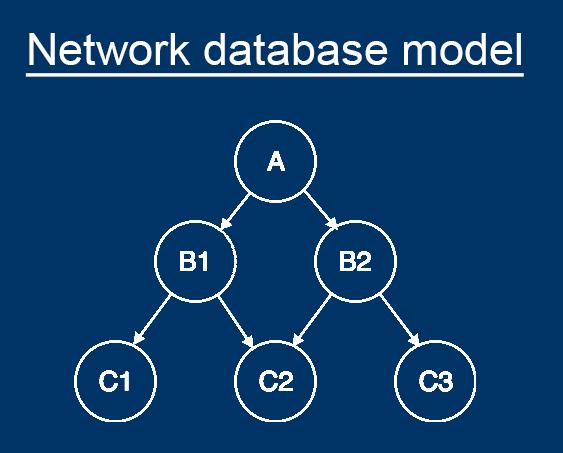 the network database model