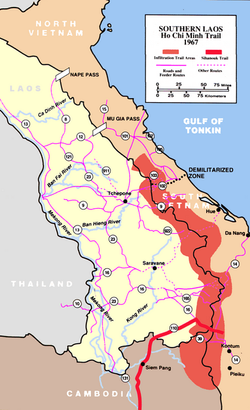 Ruta Ho Chi Minh
