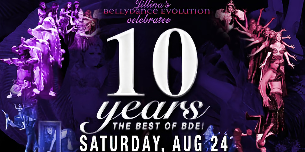 10 Years!  The Best of BDE