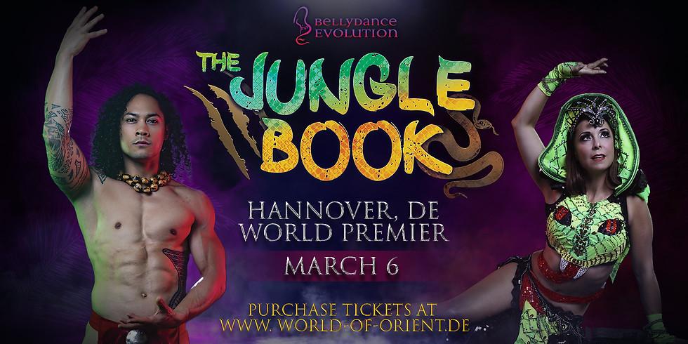 The Jungle Book: World Premier