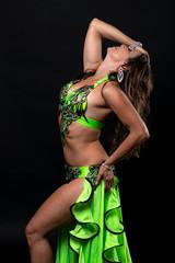 Jillina in Green