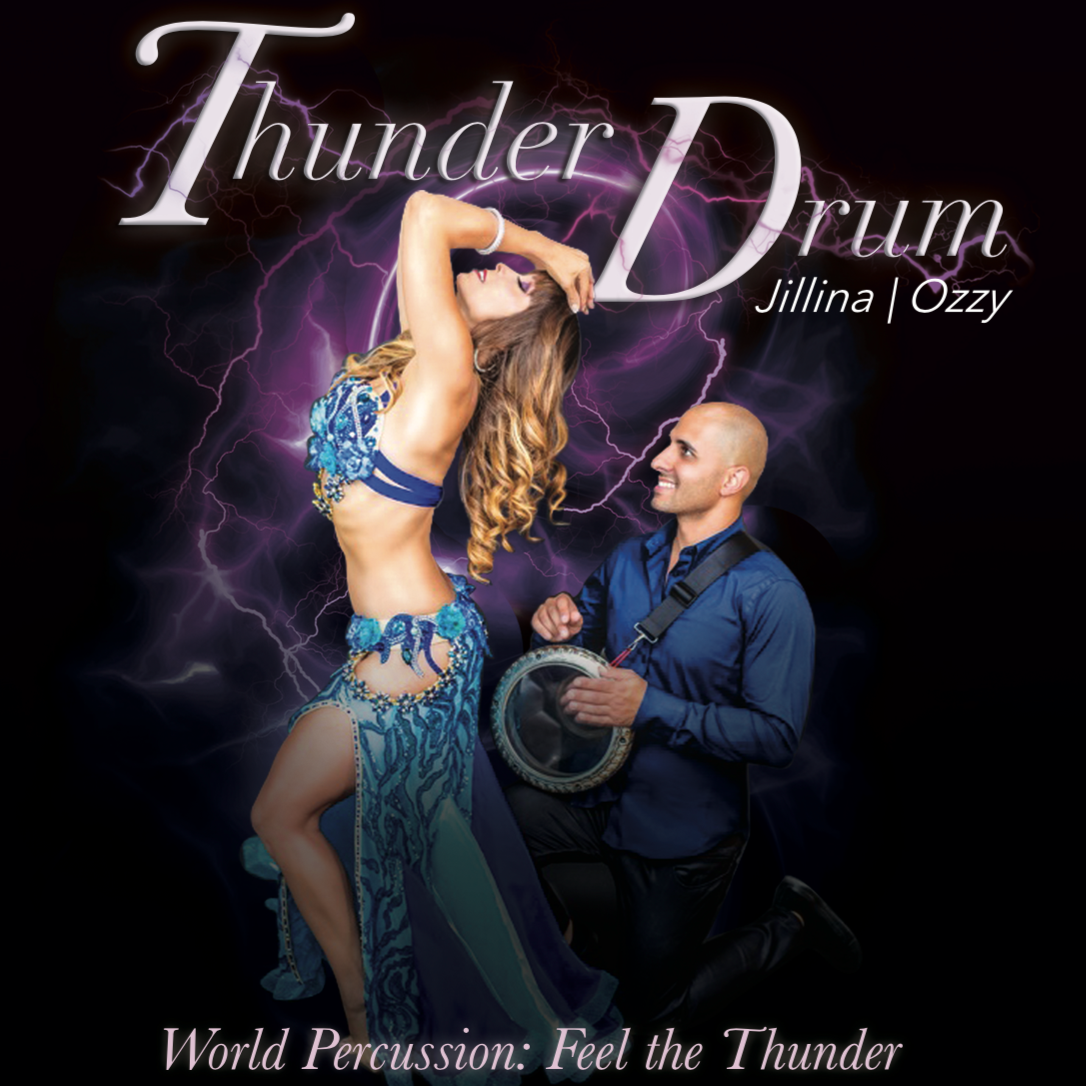 Thunder Drum CD