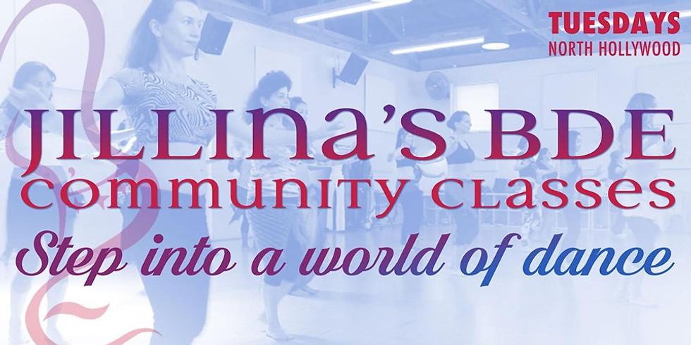 Jillina's BDE Community Classes