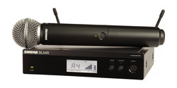 Shure BLX4R Wireless Microphones