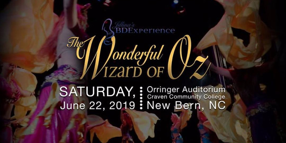 Jillina's BDExperience - The Wonderful Wizard of Oz
