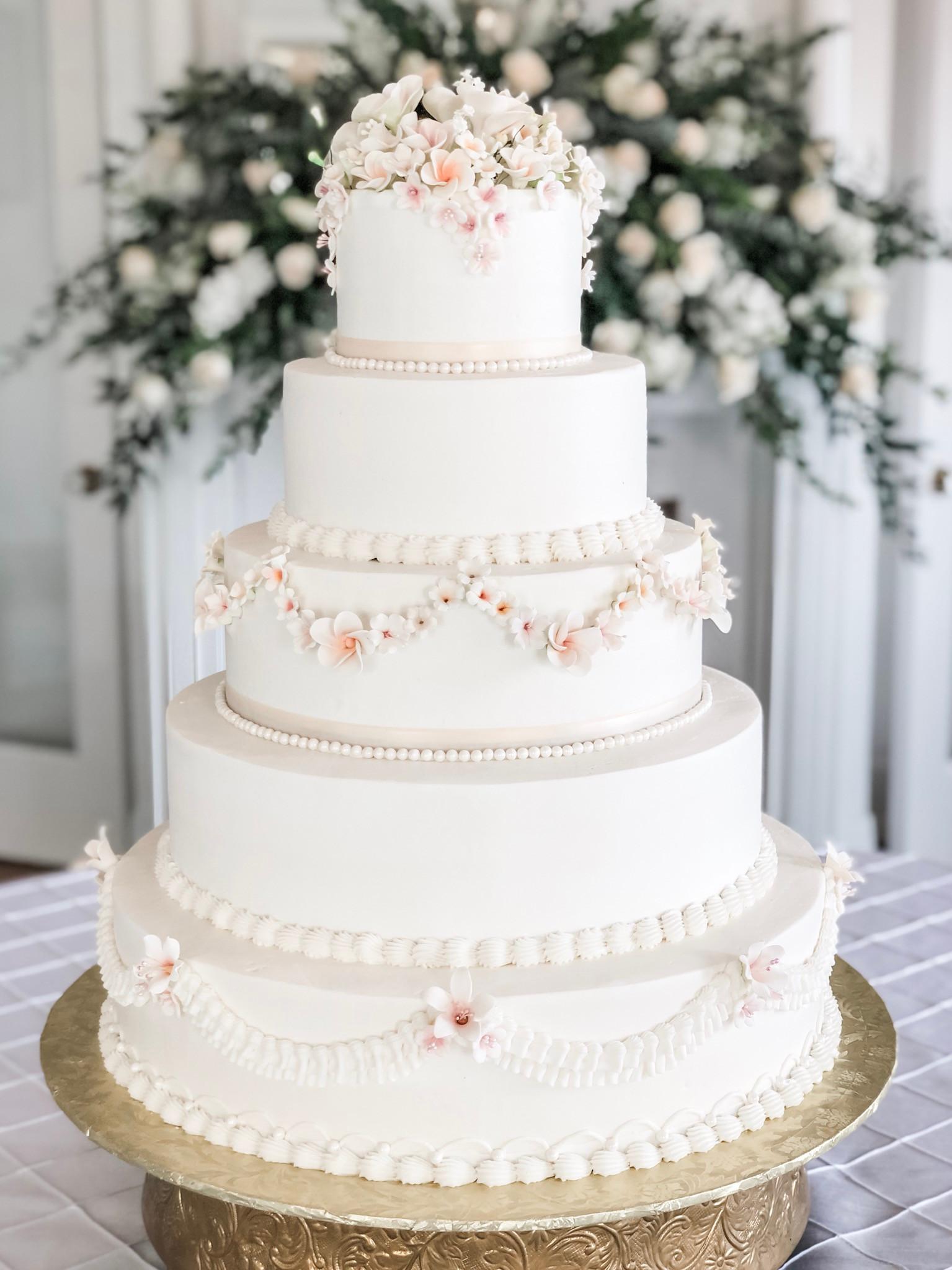 Wedding Cake Design Consultation