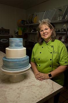Melissa Fischer - Melissa's Bakery