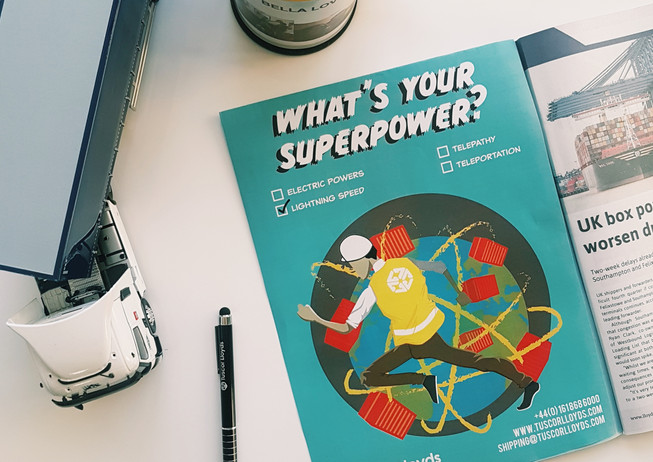 Superheroes Campaign