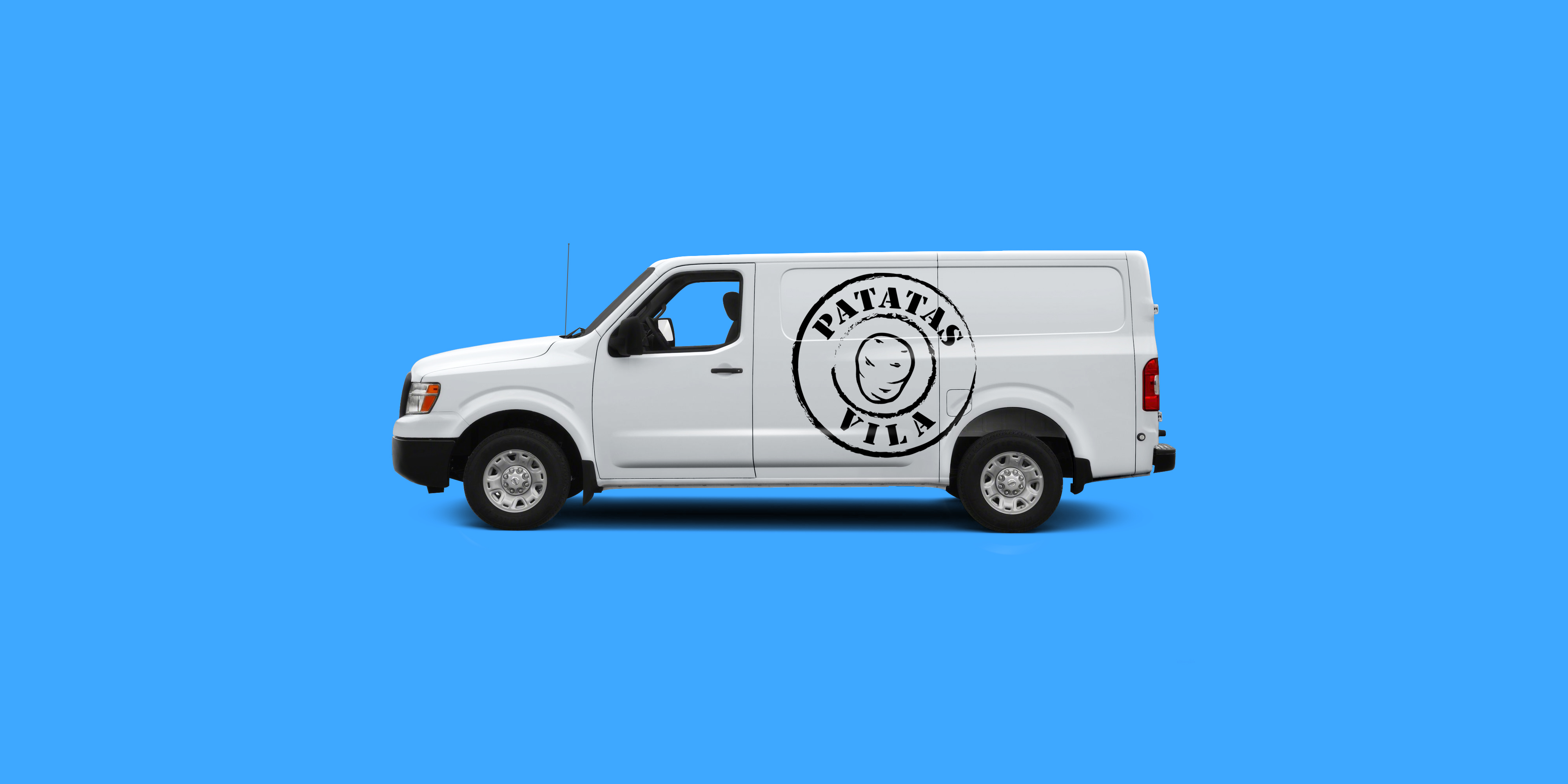 Company's Van