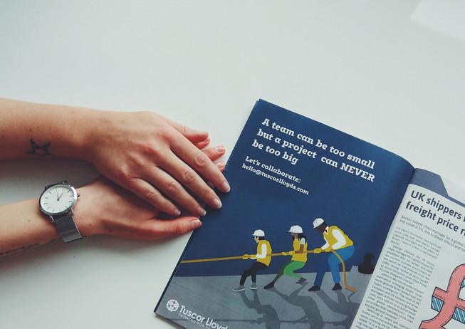 Team Work Campaign