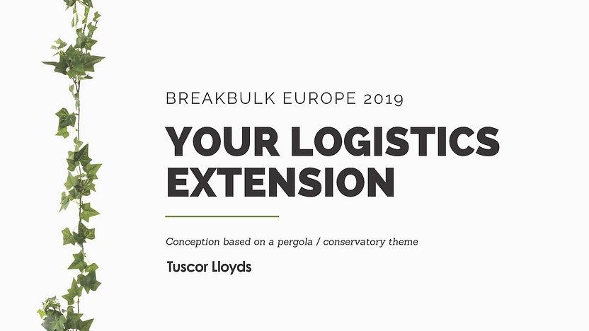 YOUR LOGISTICS EXTENSION - Tuscor Lloyds