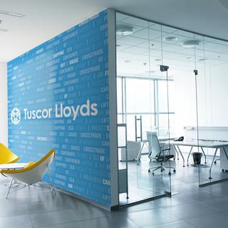 Tuscor Lloyds Corporate Image