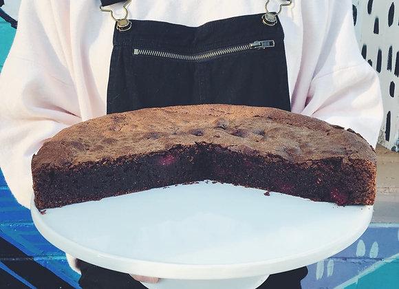 Chocolate Fudge Raspberry (GF)
