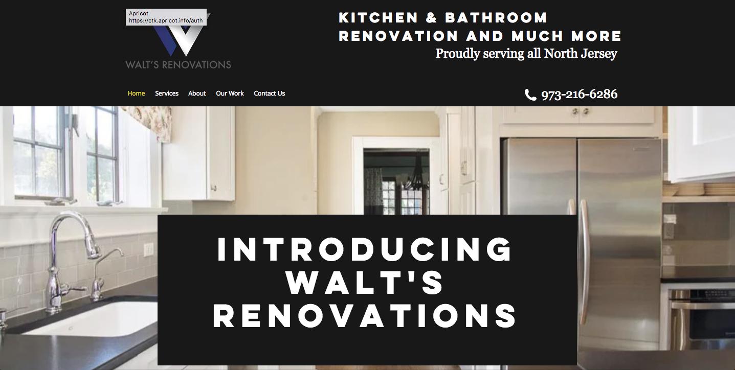 Website Design in Dover NJ Area