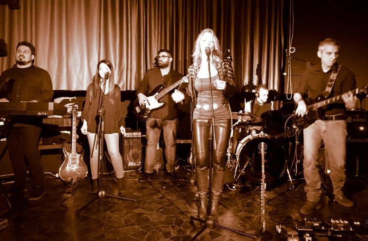 Concert @I'M Club ~ Caserta, Italy