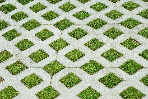 Grass grid