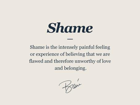Shame Buzz OFF